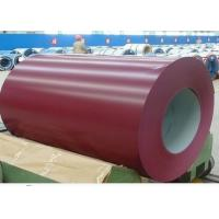 Wholesale Construction Materials Color Coated Galvanized Sheet Coil Environment Protection from china suppliers