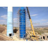 Wholesale Desulphurization Tower Industrial Air Scrubbers , Wet Scrubber For Boiler from china suppliers
