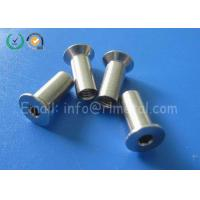 Precision Musical Instrument Parts Stainless Steel Fasteners Customized