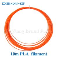 Wholesale Fluo - orange 1.75mm PLA 3D Printer Filament  , 3d printing pen filament from china suppliers