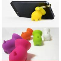Wholesale Silicone cupula, silicone pig holder, silicone Suckers holder for mobilephone, from china suppliers