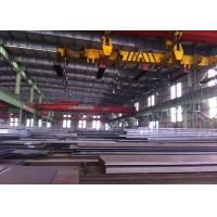 Wholesale JIS SS400 A106 Carbon Steel Plate Hot Rolled For Shipbuilding / Floor / Marine from china suppliers