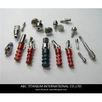 Wholesale ASTM F136 / ISO 5832-3 Ti-6Al-4V ELI Titanium dental implant from china suppliers