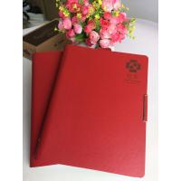 Buy cheap china stationery supply custom office desktop a4 leather portfolio organizer with calculat from wholesalers