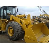 Wholesale CAT 966 used Caterpillar 966G wheel loader 3.3cbm bucket capacity from china suppliers