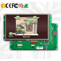 Wholesale High Resolution Industrial LCD Display 10.1Inch RS232 / RS485 / TTL UART Interface from china suppliers