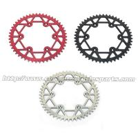 Wholesale Self Cleaning Dirt Bike Sprockets 520 Motorcycle Chain Sprocket Honda CR CRF 125 250 from china suppliers