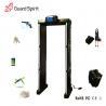 Buy cheap Color Screen Security Walk Through Metal Detector Portable IP65 Waterproof from wholesalers