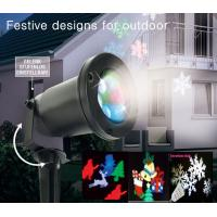 Wholesale LED Christmas Projector Snowflake Patterns - move to music - Disco Party Light from china suppliers