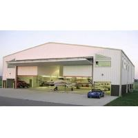 Wholesale Customized Prefabricated Steel Aircraft Hangars With Labour Saving from china suppliers