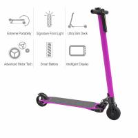 Wholesale Light Weight Carbon Fiber Electric Scooter from china suppliers
