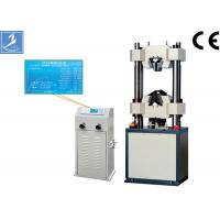 Quality Computer Control Servo Hydraulic Univer,Hydraulic 1000KN Steel Metal Tensile Strength Testing Machine CE ISO Certificate for sale