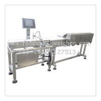 Wholesale check weighers ,high speed and precision online weight inspection equipment from china suppliers