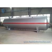 Wholesale 80000 Litres Lpg Tanks Horizontal Propane Q345R Q370R 1.77Mpa from china suppliers
