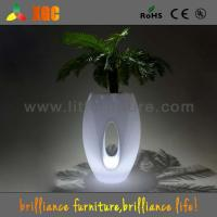Wholesale 46 × 46 × 80 cm Colors Changing Waterproof PE Material LED Flower Pots,Decor Flower Pots For PARTY PACKAGE DESCRIPTION from china suppliers