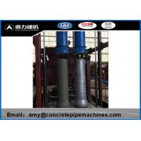 Wholesale Professional Hume Pipe Making Machine , Cement Pipe Machine For Small Pipe from china suppliers