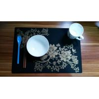 Wholesale Flexible Place Mat Personalised Printed Silicone Matting With LFGB from china suppliers