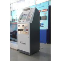 Buy cheap Multi language Automated Parking Payment Systems Self Payment Kiosk Machine from wholesalers