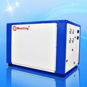 Meeting_ground Source Heat Pump System , Low Noise High Efficiency Heat Pump