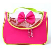 Wholesale lovely cosmetic bag/ makeup bag for ladies from china suppliers