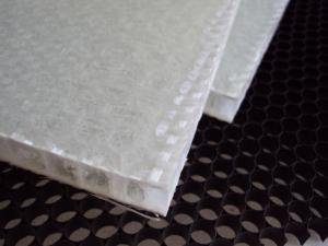 Wholesale 2400x1220mm flame retardant PP honeycomb panel from china suppliers