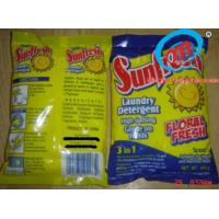 Buy cheap good smell 30g,50g,90g top quality laundry powder with cheapest price from wholesalers