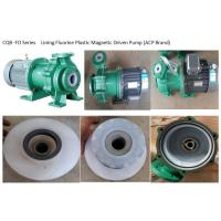 Buy cheap Conveying Pump for corrosive-resistant liquids from wholesalers