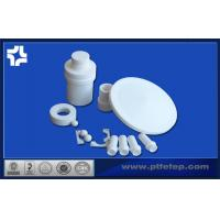 Wholesale Teflon Ptfe Machining Cnc Turning Parts , Dielectric And Non-stick from china suppliers