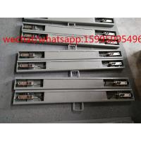 Wholesale Fixed / Stable Large Foot Load Bar Scales , Single Deck Cattle Weigh Bars from china suppliers