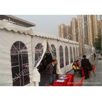 Wholesale PVC Fabric Aluminum Frame Outdoor Car Exhibition Tent with UV Resistance from china suppliers