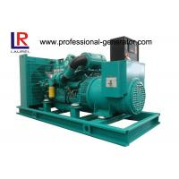 Wholesale 230V / 400V 500kVA 400kw Soundproof Open Diesel Generator for Factory / Building Use from china suppliers