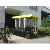 Wholesale Six Mast Self Propelled Aerial Scissor Lift Big Platform For Steel Construction from china suppliers