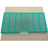 Buy cheap Composite Steel Frame Mongoose Shaker Screens , Vibrating Screen Wire Mesh from wholesalers