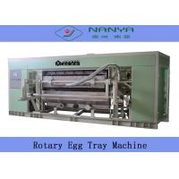 Wholesale Eco Moulded Pulp Paper Egg Tray Machine with 6 Layers Dryer 220 V - 450 V from china suppliers