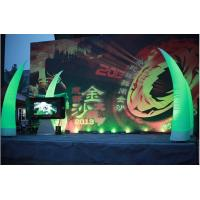 Wholesale C-07 3m Inflatable Light Cone With 16 Colors Changing Light For Party And Wedding from china suppliers