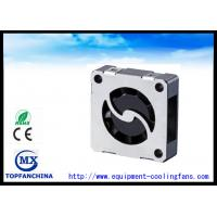 Wholesale 18mm Micro Blower Plastic Cooling Fans For Audio Equipment , Lightweight from china suppliers