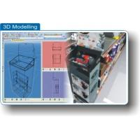 Wholesale 3D box paper stand design  from china suppliers