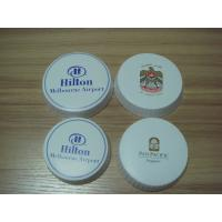 Wholesale Hotel, motel and restaurant full color Logo printed Round drinking cup cover from china suppliers