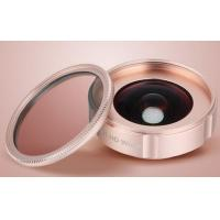 Wholesale Silver / Black / Golden Color Mobile Phone Camera Lenses With ISO9000 from china suppliers
