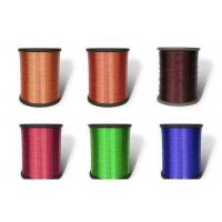Wholesale Round Colored Copper Wire Self Bonding Adhesive Polyurethane Enameled Magnet Wire from china suppliers