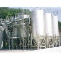 Quality High efficiency Stainless steel Backwash sand filtration wastewater treatment for sale