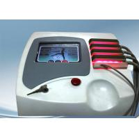 Wholesale Women Lipo Laser Slimming Machine , Portable Weight Loss Equipment from china suppliers