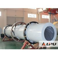 Quality 1.8x11.8 High Capacity Industrial Drying Equipment for Dehydrating Coal Sawdust Sand for sale