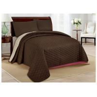 Wholesale Skin Friendly Bed Spread Sets 100 Polyester Bedspread For Home from china suppliers