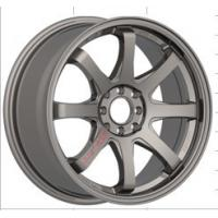 Wholesale Machine Cut Face 17 Inch Alloy Wheels, Full Painted Chrome Car Alloy Wheel from china suppliers