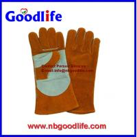 Wholesale leather welding gloves ,working gloves,industry gloves from china suppliers