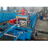 Wholesale 380V / 3phase GuardRail Roll Forming Machine Specialized in Guard Rail Panel from china suppliers