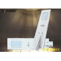 Wholesale High Brightness Solar Garden Street Lights with Lithium Battery from china suppliers
