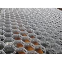 Wholesale Stainless SUS321 Hexsteel,DIN1.4541 HexGrate,1Cr18Ni9Ti Hex Mesh,800℃ Heat-resistant from china suppliers