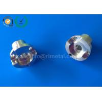 Wholesale CNC Precision Turned Custom Titanium Parts Slotted Screws Drilling Fasteners from china suppliers
